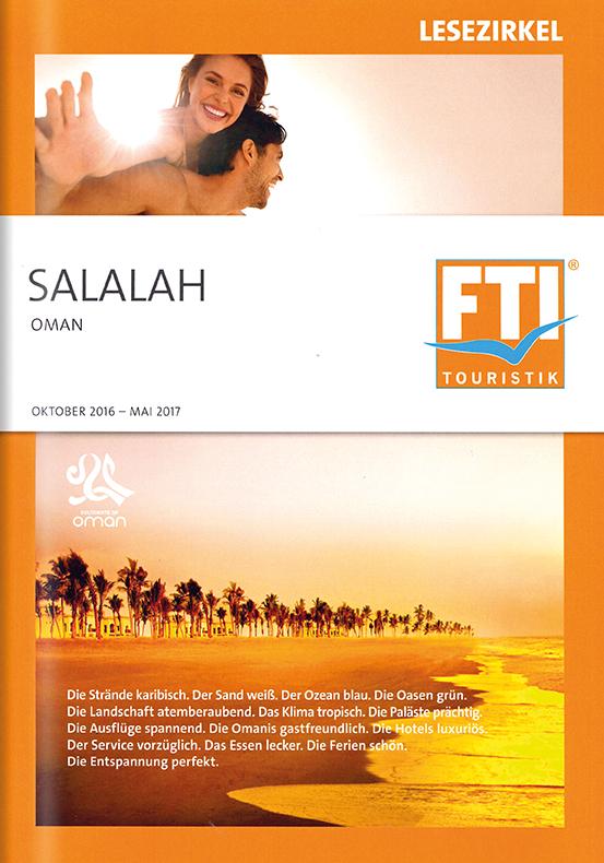 Urlaubskatalog FTI Touristik