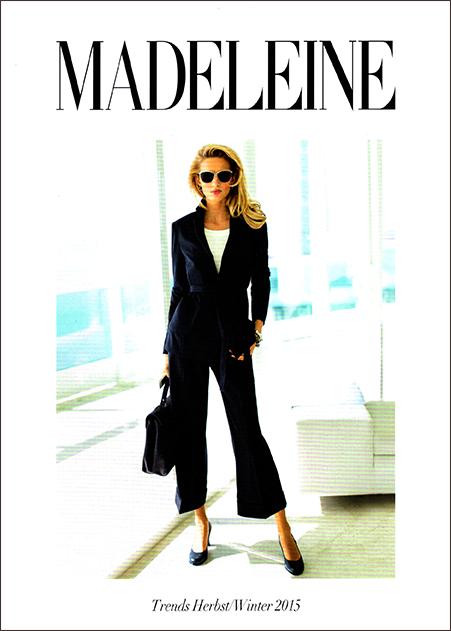 Beilage Madeleine Mode