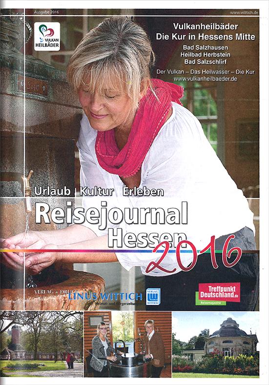 Reisejournal Hessen