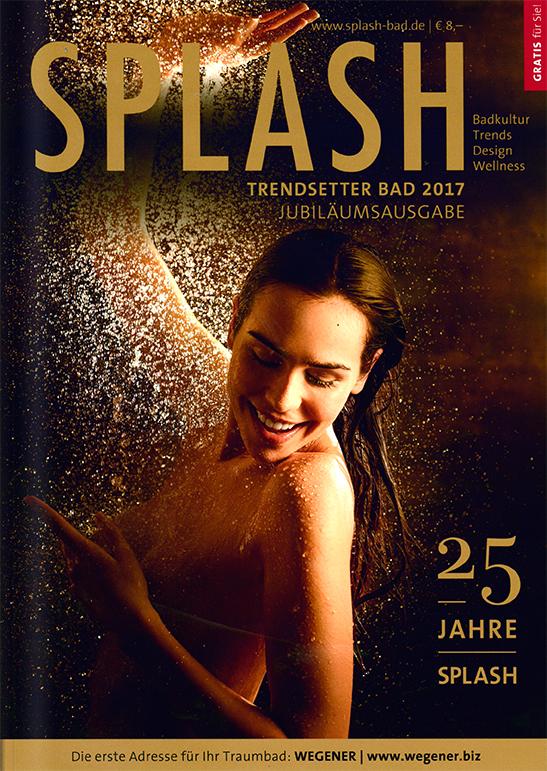 Kundenmagazin SPLASH
