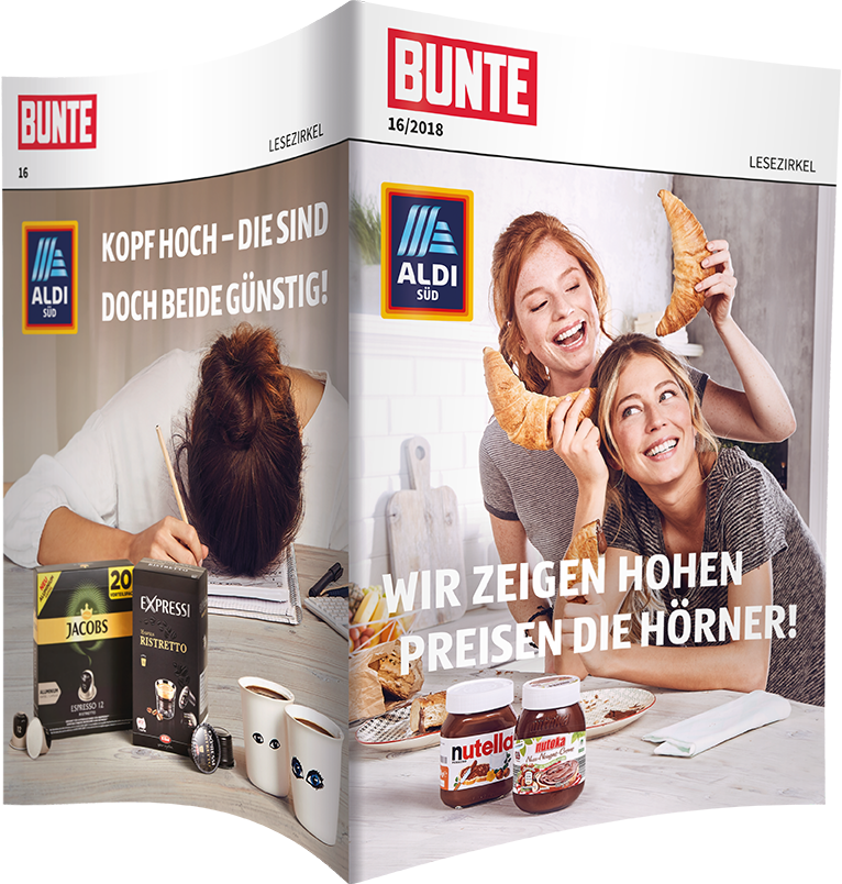Top-Cover ALDI SÜD