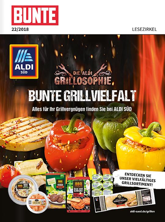 Top-Cover ALDI SÜD, Motiv