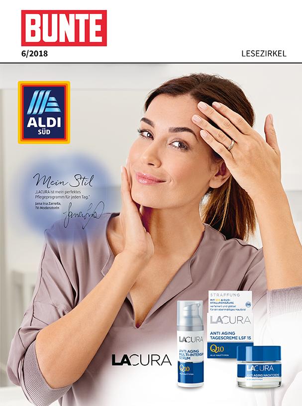 Top-Cover - ALDI Süd Lacura
