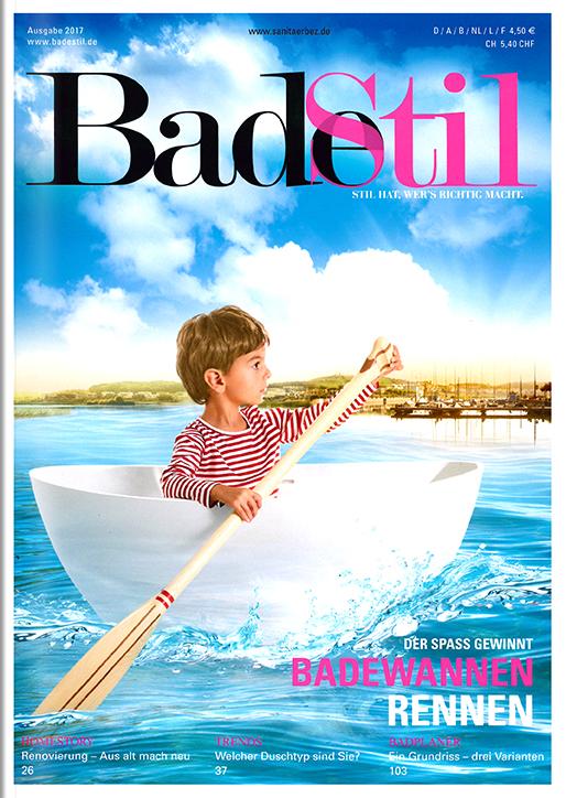 Sonderheft BadeStil Ausgabe 2017