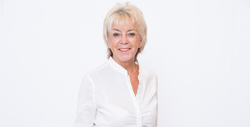Beate Becker Stahl - Geschäftsführerin Becker+Stahl GmbH