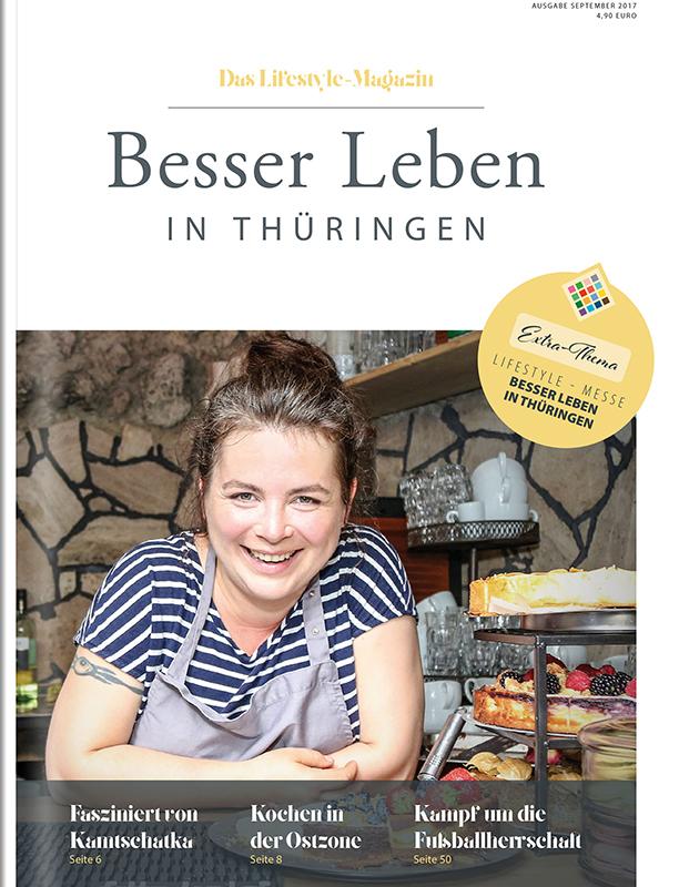 Sonderheft - Lifestylemagazin Besser Leben in Thüringen