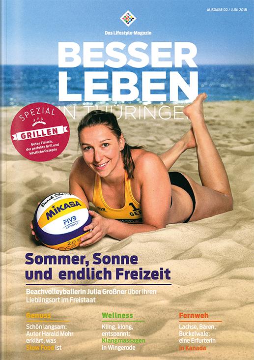 Lifestylemagazin Besser Leben in Thüringen