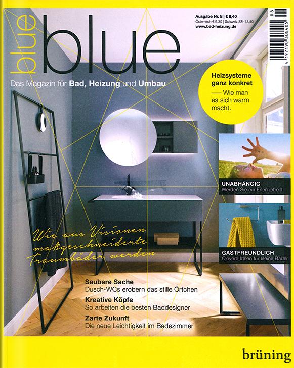 Sonderheft blue - Magazin für Bad, Heizung und Umbau