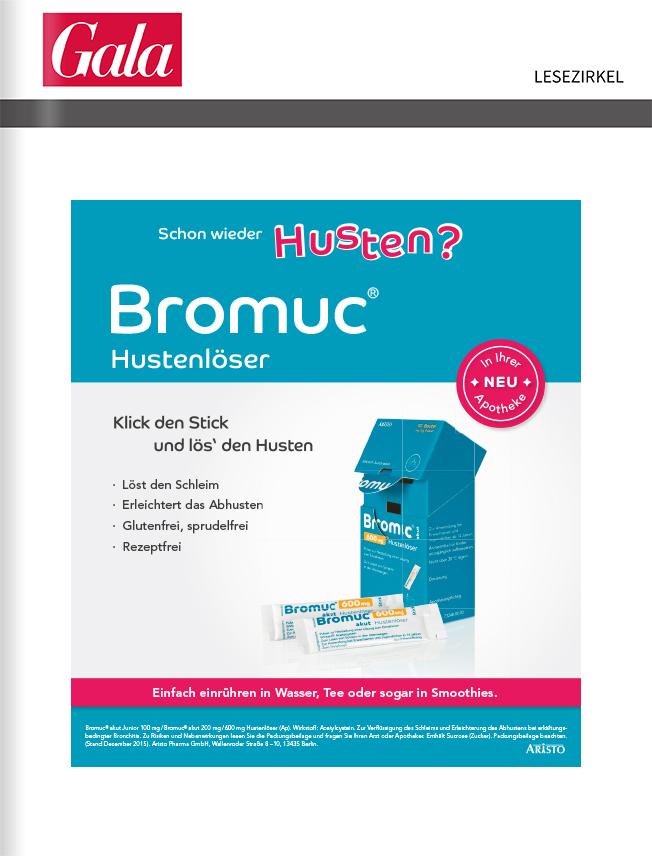 Titelanzeige Bromuc