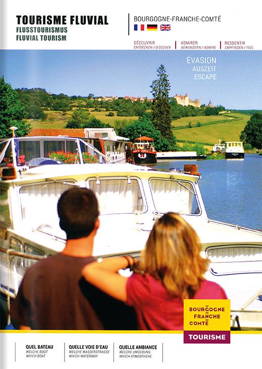 Sonderheft Flusstourismus im Burgund