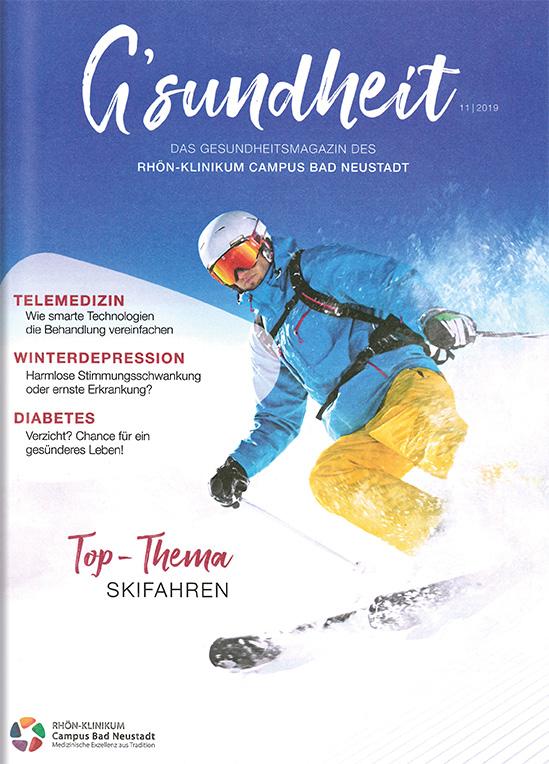 Beilage Magazin G´´ sundheit 11-2019