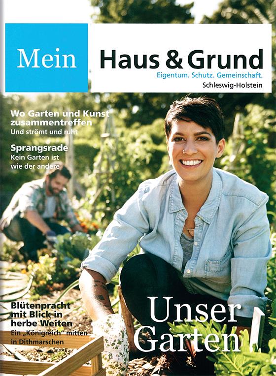 Beilage Haus & Grund Schleswig-Holstein