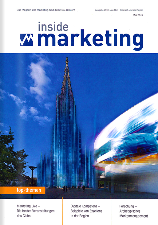 Sonderheft inside marketing, Ausgabe Mai 2017