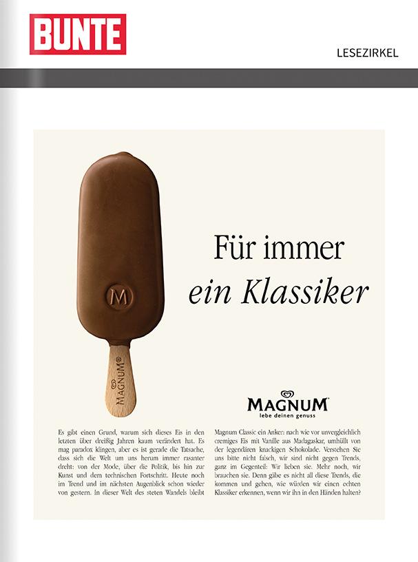 Titelanzeige Magnum