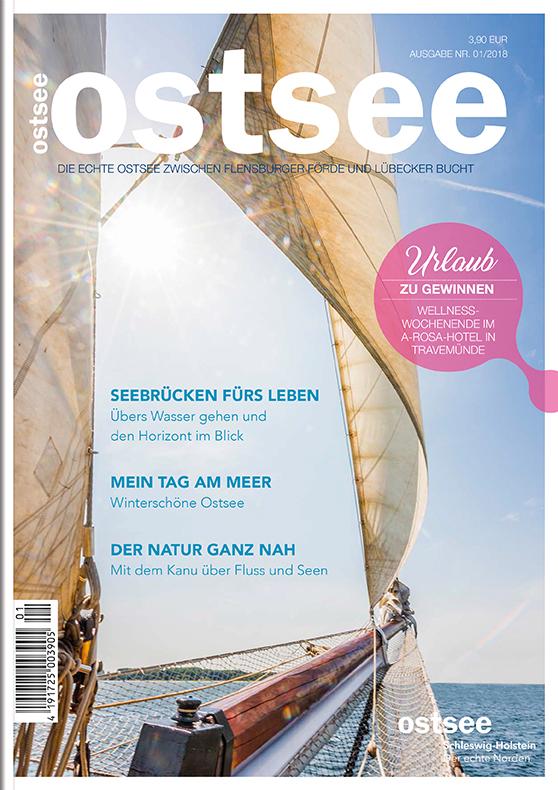 Kundenmagazin Ostsee