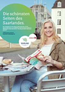 Saarland Marketing, Motiv