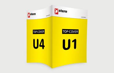 Das Lesezirkel-Top-Cover - Ihre Werbeanzeige vollflächig vor der Titelseite einer Publikumszeitschrift Ihrer Wahl.