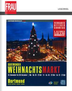 Titelanzeige - Dortmunder Weihnachtsmarkt