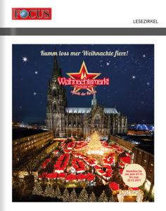 Titelanzeige Kölner Weihnachtsmarkt