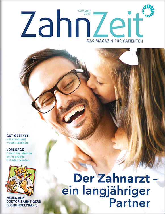 Beihefter ZahnZeit Sommer 2019