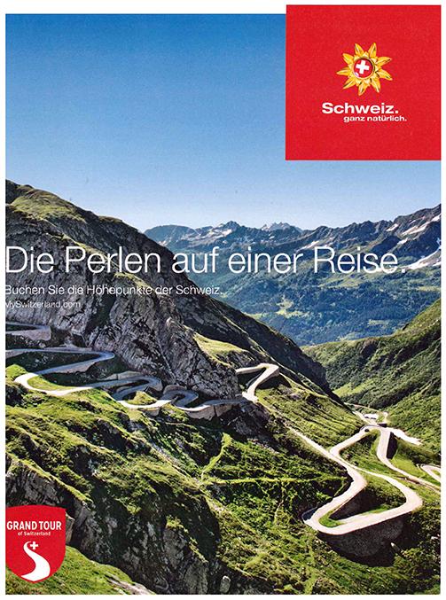 Lose Beilage - Tourismusverband Schweiz
