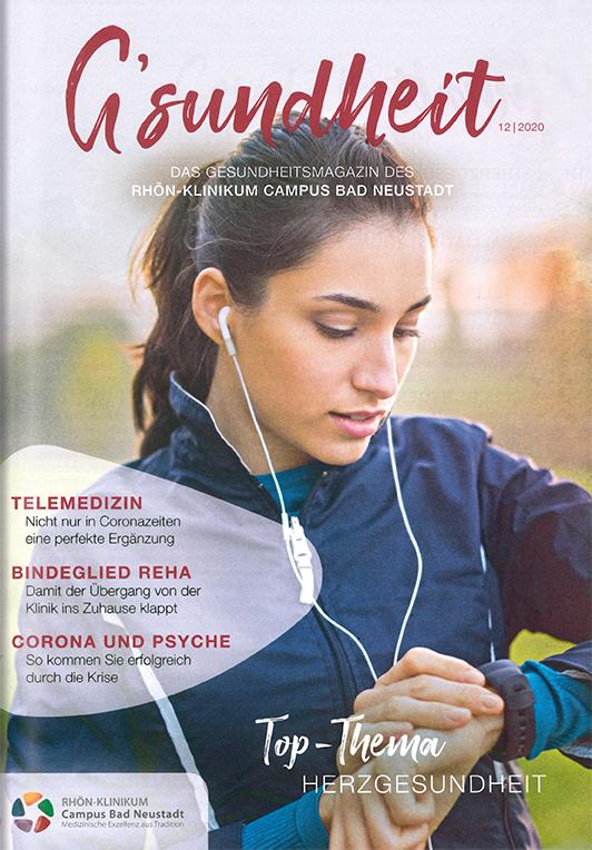 Beilage Magazin G'sundheit