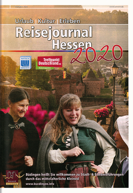 Beilage Reisejournal Hessen 2020
