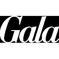 Werben mit der Zeitschrift Gala im Lesezirkel.