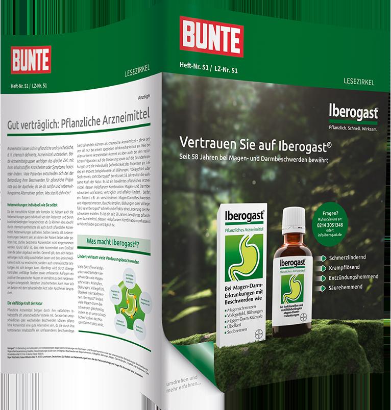 Top-Cover Iberogast