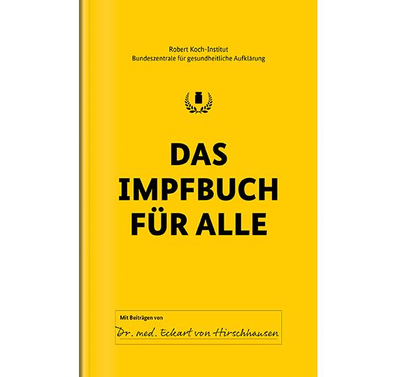 Das Imfbuch für alle der Bundeszentrale für gesundheitliche Aufklärung und des Robert Koch Instituts