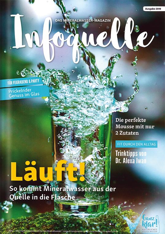 Beilage Mineralwasser-Magazin