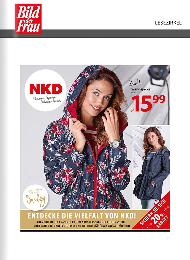 Titelanzeige NKD