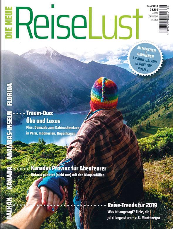 Tourismusmagazin Die Neue Reiselust